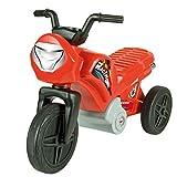 TikTakToo Kinder Enduro Motorrad Laufrad Rutscher Dreirad bis 2 Jahre