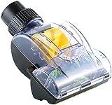 Sichler Haushaltsgeräte Tierhaarbürste: Staubsauger-Turbobürste zur Tierhaar-Entfernung, für Rohre mit Ø 32 mm (Staubsauger-Aufsatz)