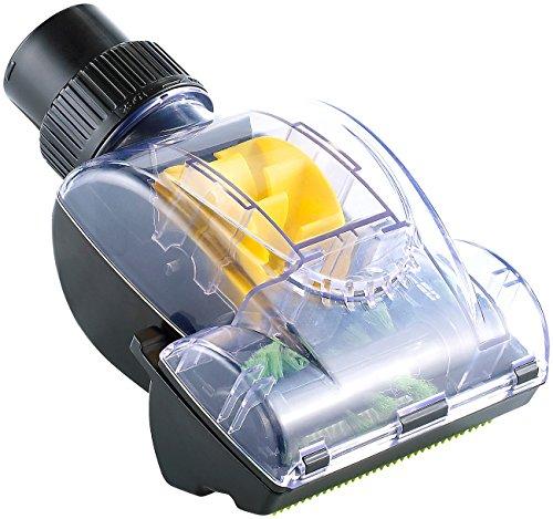 Sichler Haushaltsgeräte Staubsauger-Bürste: Staubsauger-Turbobürste zur Tierhaar-Entfernung, für Rohre mit Ø 32 mm (Tierhaarbürste Staubsauger)
