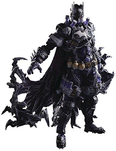 Square Enix Variant Play Arts Kai de DC Comics Batman Rogues Gallery. Mr. Freeze figura de acción