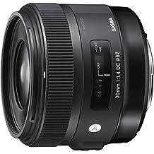 Sigma Art  - Objetivo (SLR, 9/8, Estándar, Sigma SD9, SD10, SD14, SD15, SD1, Nikon, 6,8x) Negro