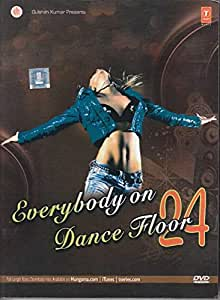 Everybody On Dance Floor 24 Hindi Songs DVD