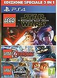 2DOTS - SW PS4 TDBD0045 LEGO STARWARS+AVENG+JURA