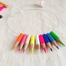 Fluo Lapicitos Necklace