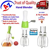 A To Z Sales Hand Blender/Plastic Hand B...