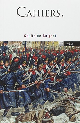 Cahiers. Capitaine Coignet