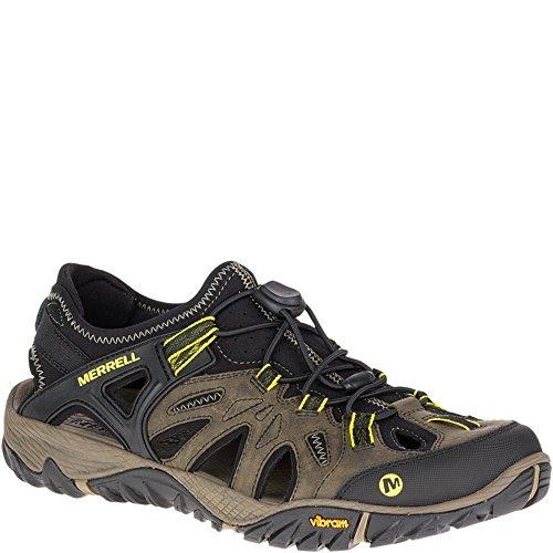 Merrell All Out Blaze Sieve, Chaussures de randonnée montantes homme Olive Night
