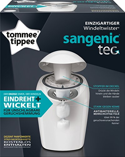 Tommee Tippee Sangenic Tec Windeltwister - 2