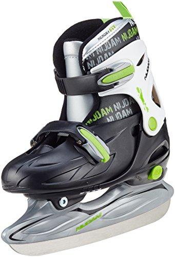 Nijdam Kinder Kindereishockeyschlittschuhe Verstellbar