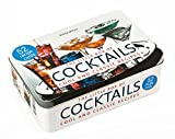 The Little Box of Cocktails: Cool and Classic Recipes 52 Cards