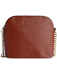 Lino Perros Women's Sling Bag (Tan)