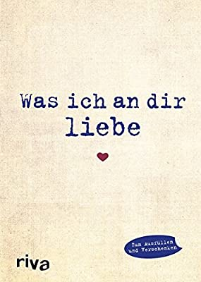 Buch: Was ich an dir liebe