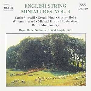 English String Miniatures Vol. 3