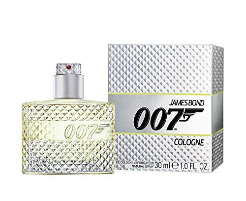 James Bond 007 Herren Parfüm - Eau de Cologne - Unwiderstehlich-frischer Tagesduft gepaart mit britischer Eleganz - 1er Pack (1 x 30ml)