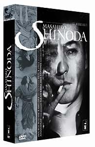 Coffret Masahiro Shinoda : Assassinat / Fleur pâle / La guerre des espions / Double suicide - Digipack 4 DVD