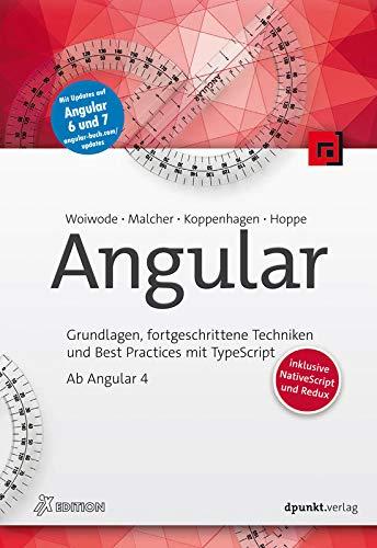 Angular: Grundlagen, fortgeschrittene Techniken und Best Practices mit TypeScript - ab Angular 4: Grundlagen, fortgeschrittene Techniken und Best ... inklusive NativeScript und Redux (iX Edition) 100 Component Video
