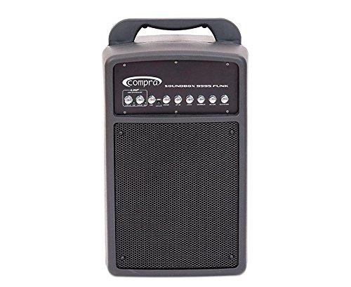 Betzold  79790 Compra SoundBox 9995 Funk - Lautsprecherbox, 100 Watt Ausgabe, 60 x 30 x 29 cm