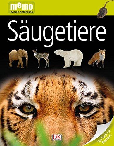 memo Wissen entdecken. Säugetiere: Das Buch mit Poster!