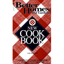 Better Homes & Gardens New Cookbook: 11th Edition