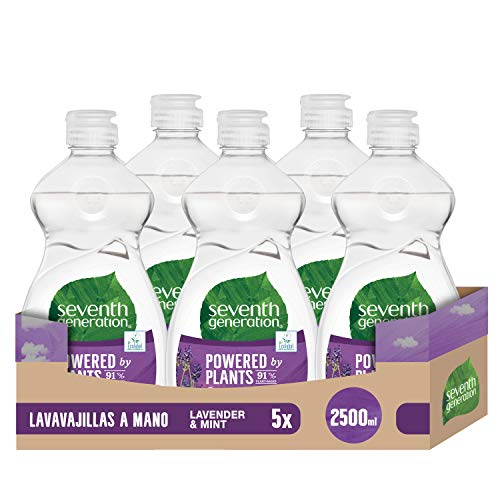 Seventh Generation Lavender Flower & Mint - Lavavajillas