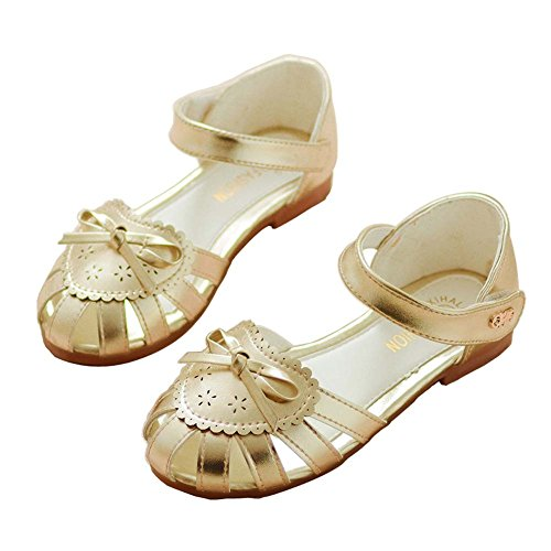 Belle princesse chaussures sandales enfants Summer Girls Sandales Baotou Bébés