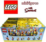 LEGO Minifigures 71009: The Simpsons Series 2 Single Packet (One Supplied)