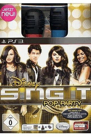 Disney Sing it: Pop Party Bundle