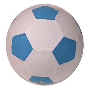 Ballon gonflable Tissu (Blanc et Bleu)