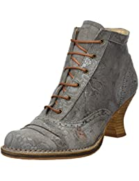 Neosens S865 Fantasy Floral Grey Rococo, Bottes Classiques Femme