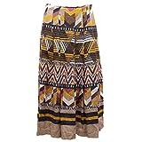 MaxMara 4906S Gonna Donna Weekend Austria Multicolor Skirt Woman [38]