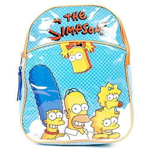Simpsons Kinderrucksack, Mehrfarbig (Mehrfarbig) - 8236120 (Rucksäcke Simpsons)