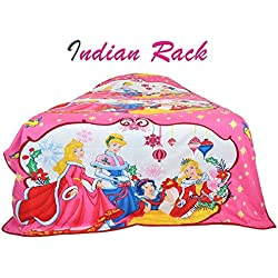 Indian Rack Princess Kids Premium Single Dohar / AC Quilt - 850+ Grams
