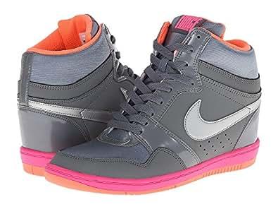 Nike , Baskets pour femme grigio rosa - - grigio rosa, 35.5 EU