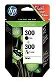 Multipack von HP für Deskjet F 4210 ( 2x Patronen, Color + Black) F4210 Druckerpatronen