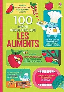"""Afficher """"100 infos insolites sur les aliments"""""""