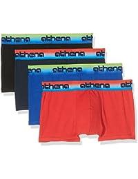 Athena Gum -  Boxer - Garçon - Lot de 4