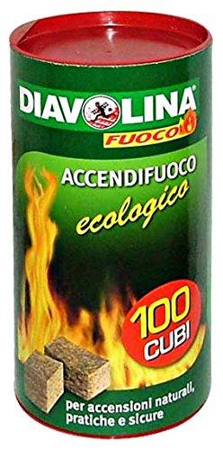 Diavolina – Pastillas encendido ecológico