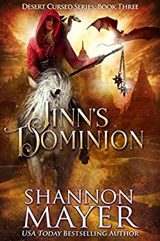 Jinn's Dominion (Desert Cursed Series Book 3) (English Edition)