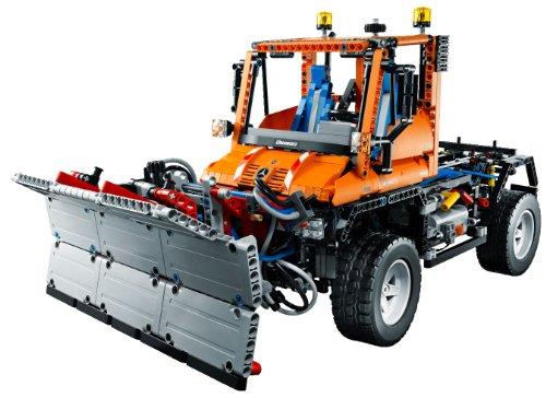LEGO Technic 8110 – Unimog U400 - 7