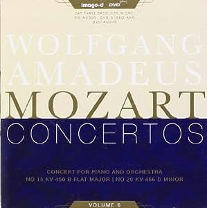 Piano Concertos Vol.6 - No.15/20