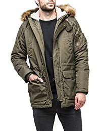 CHAQUETA LEE L89LAQDA MILITARY VERDE