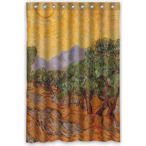 Popular design Vincent Van Gogh Shower Curtain 48