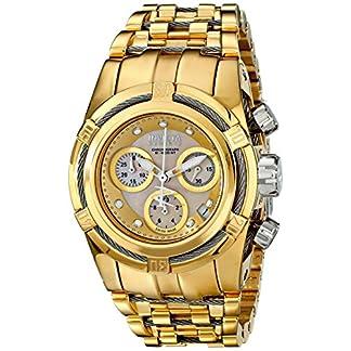 Invicta 15275 – Reloj de Cuarzo para Hombres, Color Oro