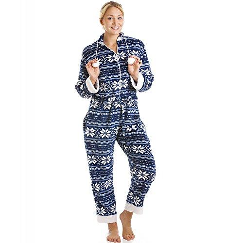 camille-pigiama-donna-intero-morbidissimo-in-stile-nordico-blu-e-bianco-46-48