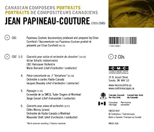Canadian Portraits