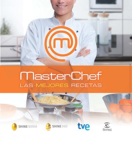 MasterChef: Las mejores recetas (FUERA DE COLECCIÓN Y ONE SHOT)