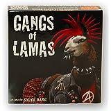 Asmodee - KG30 - Jeu d'ambiance - Gangs of Lamas