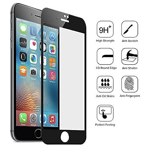 Metal Explosion - iPhone 6 protection écran,Verre trempé membrane Glass