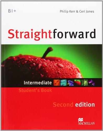 Straightforward 2nd Edition Intermediate Level Student's Book por Philip Kerr