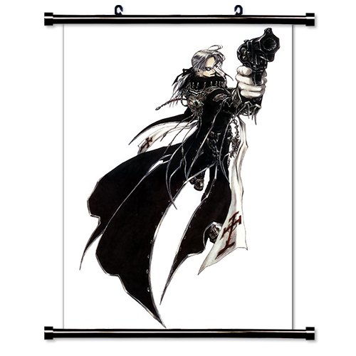 Trinity Blood Anime Fabric Wall Scroll Poster (16